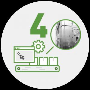 optimalisatie transportverpakking implementatie